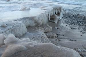 iced beach sand 2