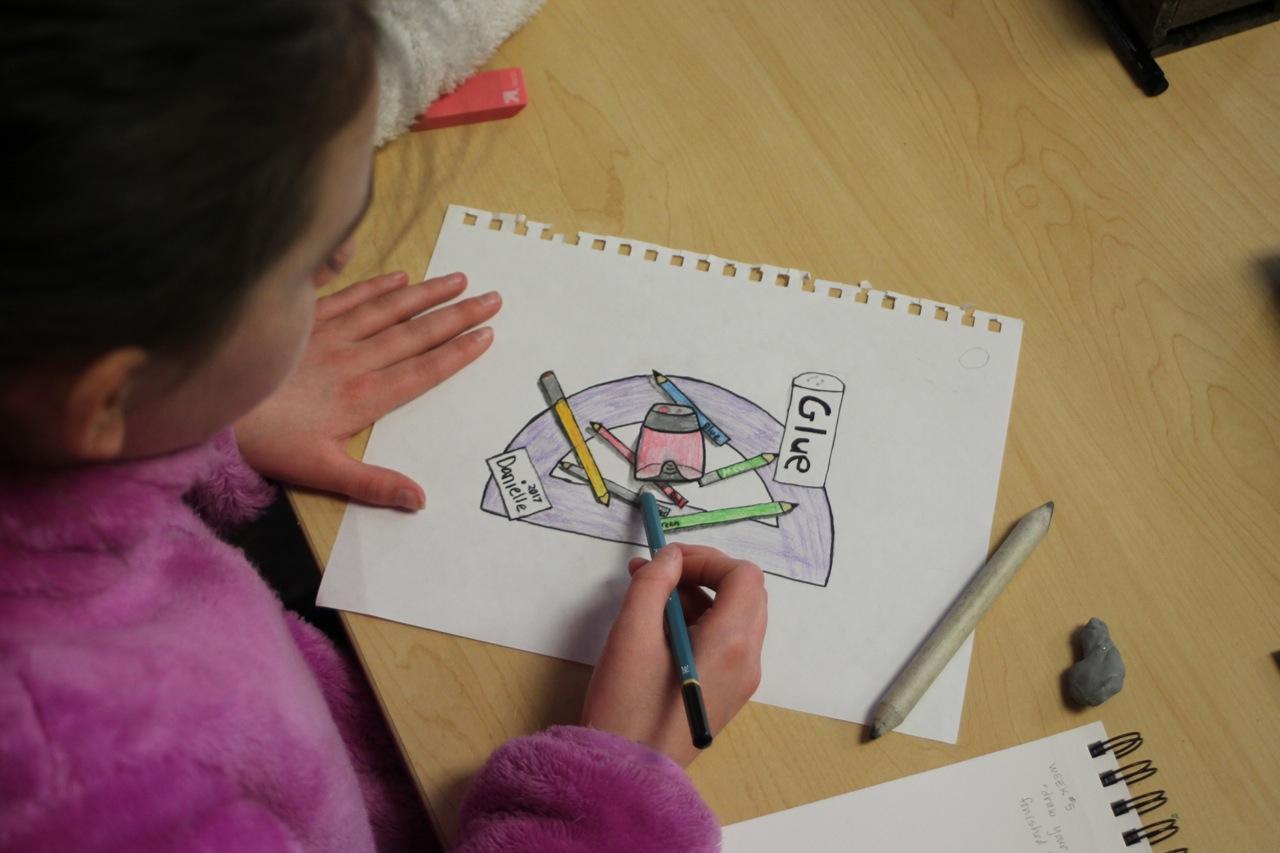 Art Teacher 201